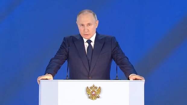 Путин - «партнёрам»: Ответ России будет быстрым, ассиметричным и жёстким