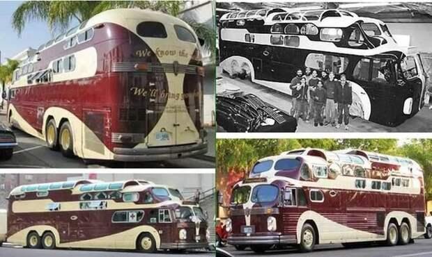 Автобус Peacemaker Il Peacemaker, авто, автобус, автомобили, дом на колесах, кемпер, транспорт