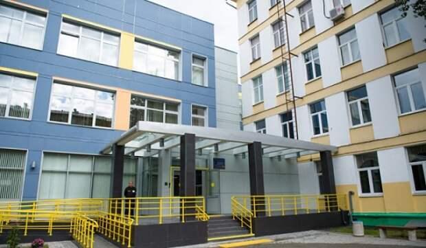 В районе Рязанский появится школа на 550 мест