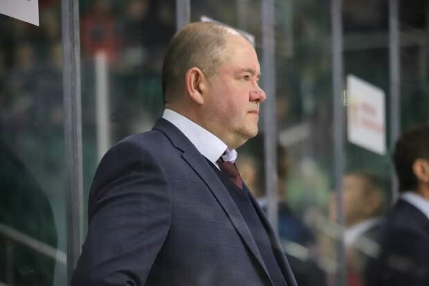 В хоккейном клубе «Ижсталь» сменился главный тренер