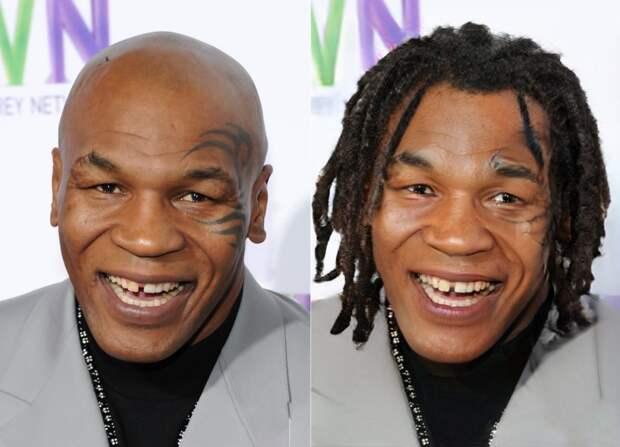 Как бы сейчас выглядели 10 знаменитых лысых мужчин, если бы обладали длинными волосами