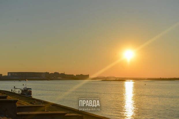 Аномально тёплая погода установится в Нижнем Новгороде