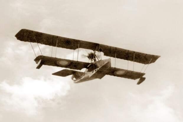 Боевое крещение русских авианосцев состоялось 105 лет назад