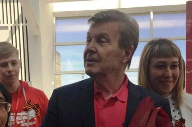 Лев Лещенко навестил на Ставрополье 102-хлетнего Героя Советского Союза