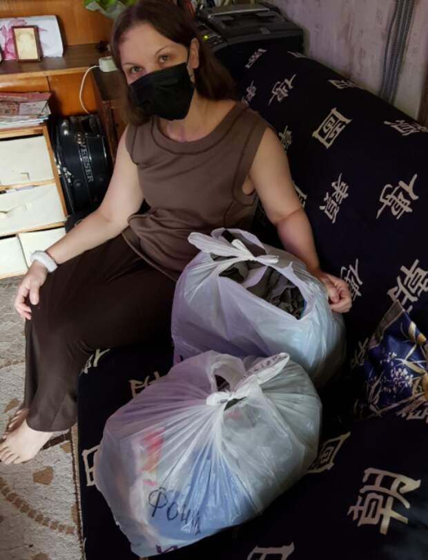 Добровольцы из Куркина оказали помощь фонду «Доктор Лиза»