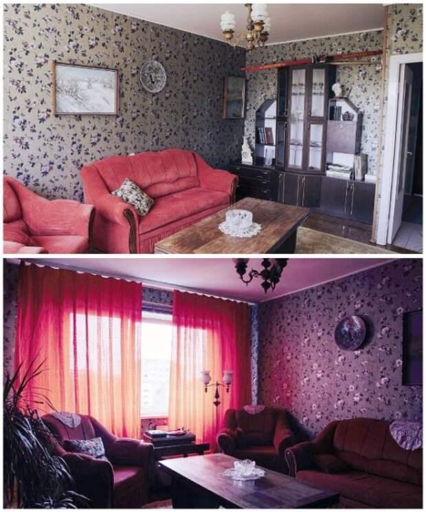 Пара из Вильнюса воссоздала «идеальную советскую квартиру» и сдает ее в аренду фанатам «Чернобыля»