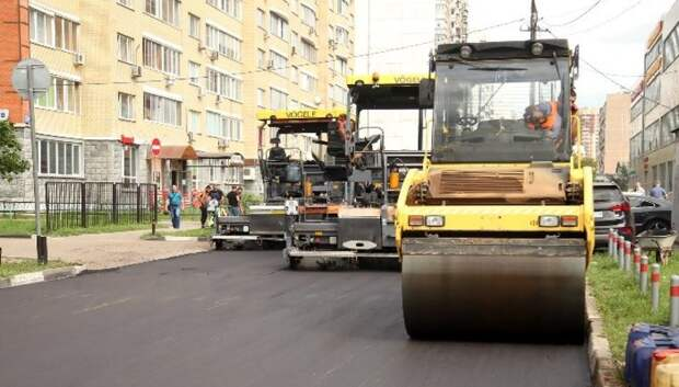 Более 190 участков дорог отремонтировали в Подмосковье по гарантиям