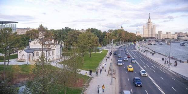 Собянин: С 2011 года в Москве отреставрировано более 1,3 тыс объектов. Фото: mos.ru