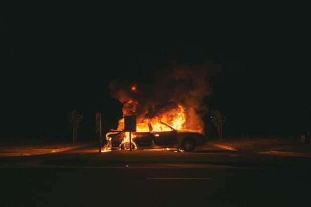 Старые обиды жителя Ижевска стали причиной поджога машины