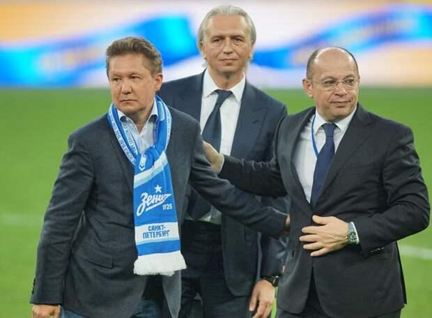 Дюков обошёл Миллера в списке самых влиятельных фигур российского футбола