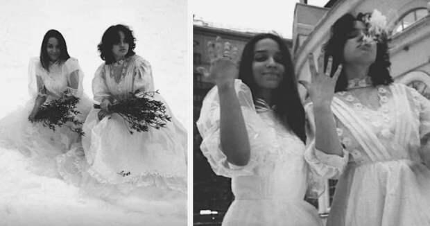 Дочь Гузеевой оправдалась за кадры со свадьбы с девушкой
