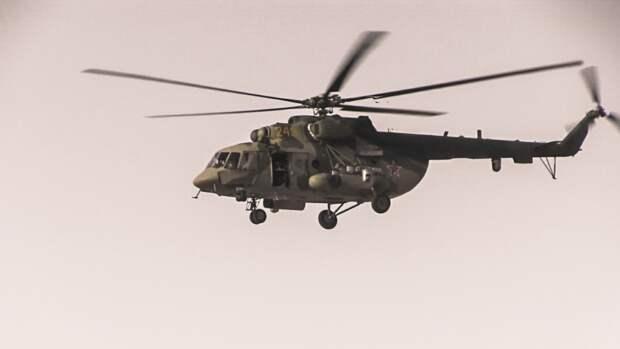 На Камчатке потеряли связь с вертолетом Ми-8. События дня