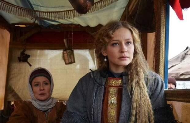 Кадр из сериала «Золотая Орда»