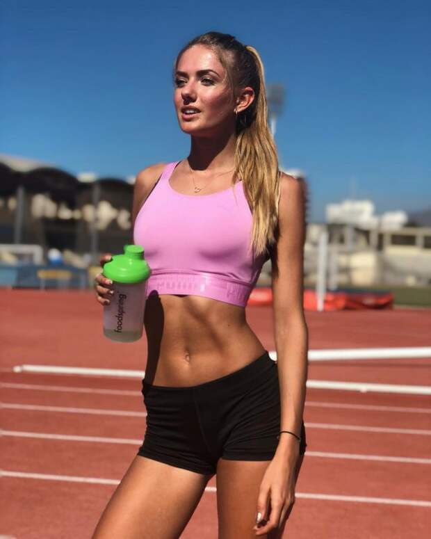 16 фото Алисы Шмидт— самой сексуальной спортсменки мира