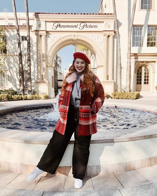 Модные зимние образы для полных женщин: 13 обворожительных вариантов