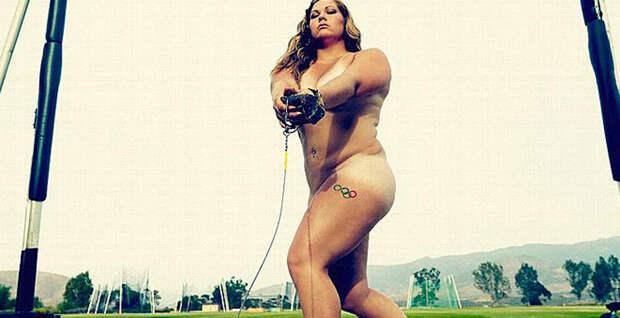 Эли Райсман: необычная красота женского спорта