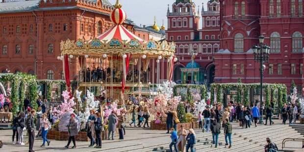 Депутат Мосгордумы Степан Орлов рассказал, чем Москва привлекательна для туристов / Фото: mos.ru