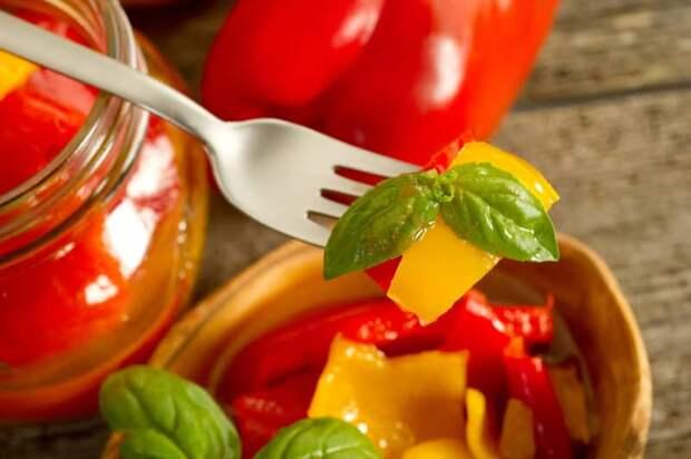 Маринованные овощи: мировая закуска быстрого приготовления