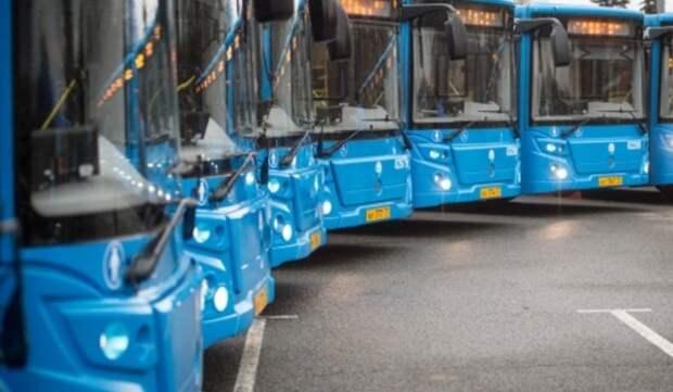 Коммерческие перевозчики выйдут на маршруты наземного городского транспорта в Москве к концу июня