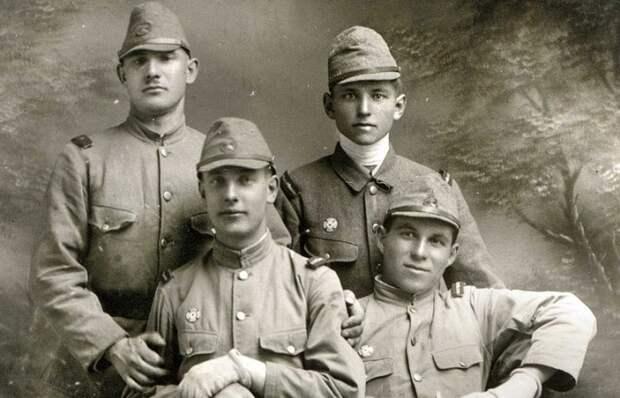 Как 700 русских оказались в японской армии, и что с ними было после капитуляции Токио