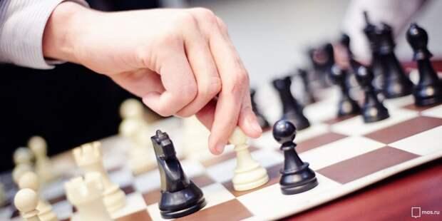 В шахматы и шашки сразятся дети Аэропорта в Малом Коптевском проезде