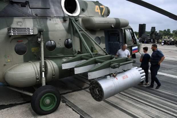 """Россия испытала """"летающую БМД"""" с высокоточными ракетами"""