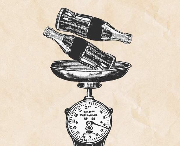 Ожирение и диабет: что тебя ждёт, если будешь пить только газировку