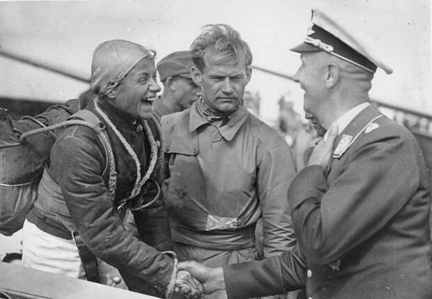У немцев тоже были «камикадзе». Действовали они против советских войск