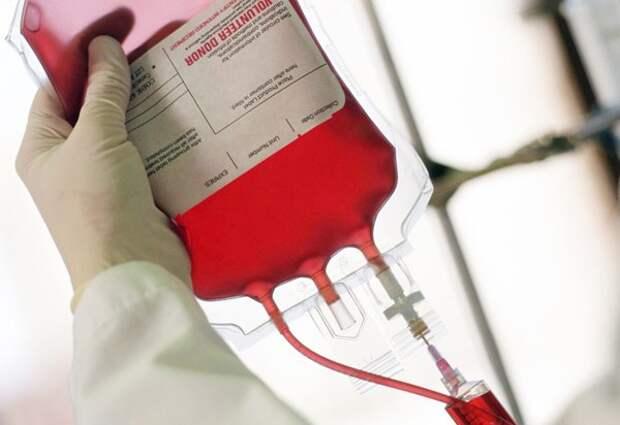Севастопольцам предлагают жертвовать кровью - есть привилегии