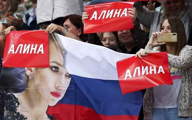 Фанаты Загитовой дали ейсовет втрогательном сообщении после приостановки карьеры