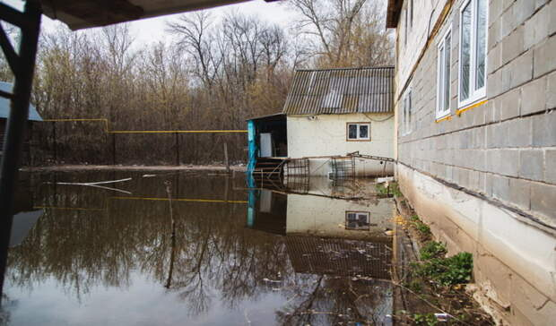 Хроники половодья: какие территории освободились отводы вНижегородской области