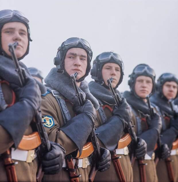 Самый знаменитый советский десантник