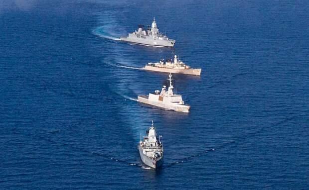 Боевые корабли НАТО попытаются помешать окончанию «Северного потока-2»