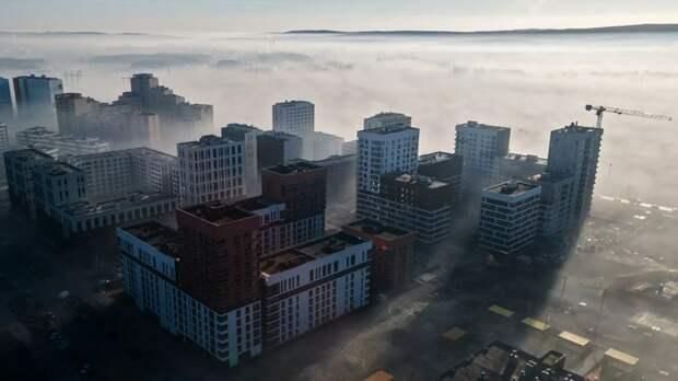 Роспотребнадзор выявил превышение оксида углерода в микрорайоне Екатеринбурга