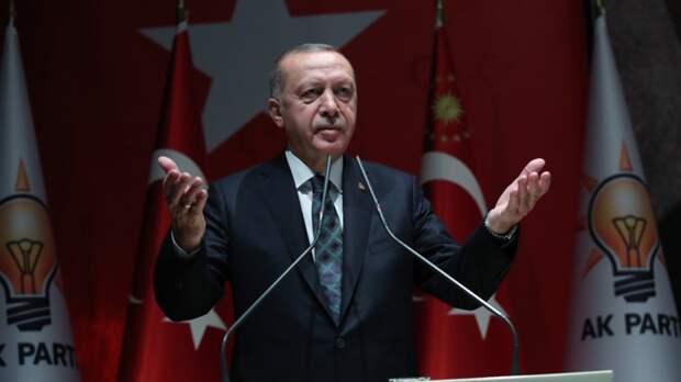 Эрдоган назвал сроки готовности турецкой вакцины от коронавируса