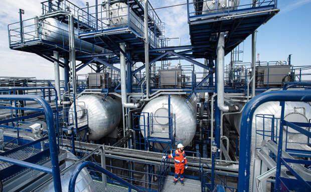 Росстат впервые рассчитал долю нефти и газа в российском ВВП