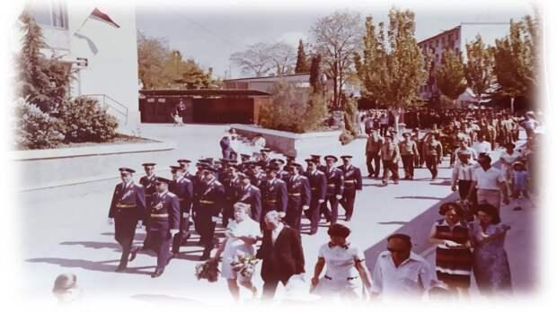 Открытие виртуальной выставки «Празднование Дня Победы за 1985 год в Судаке», посвященной 76-летию Победы в Великой Отечественной войне 1941-1945 годов