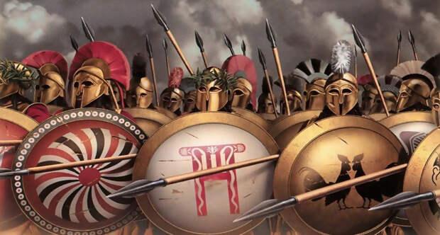 Для защиты Эллады. Как греческая фаланга испытала эпоху триумфа и поражений