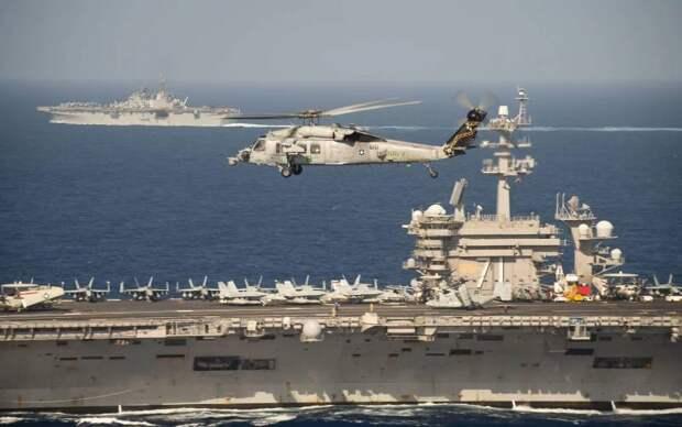 SEWIP Block III: новые горизонты для РЭБ флота США
