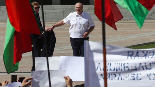 Почему Белоруссия пришла к катастрофе