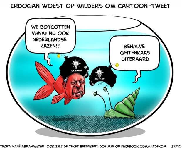 Оскорбительная карикатура
