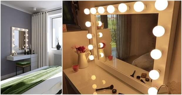 Яркое, стильное, удобное: о таком зеркале мечтает каждая девушка