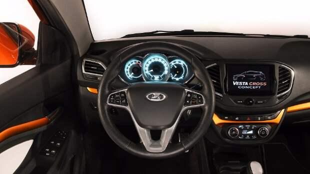 Lada Vesta в кузове хэтчбек