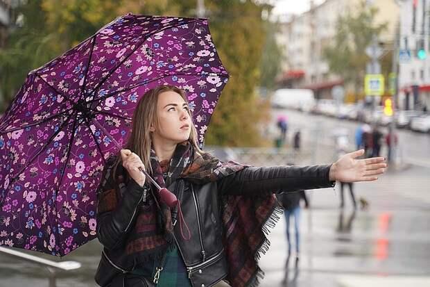 Синоптики ожидают прохладную и дождливую погоду в Москве 24 сентября