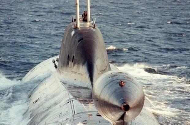 Красный шторм поднимается? Российские субмарины угрожают североатлантическим рубежам НАТО