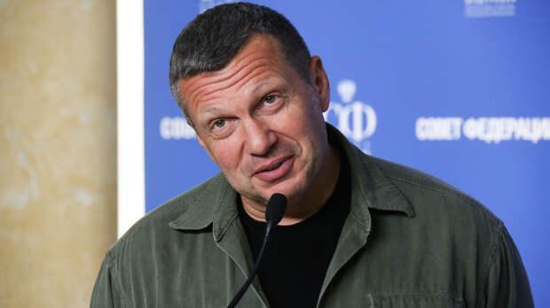 Соловьёв ответил на призыв Шендеровича стыдиться