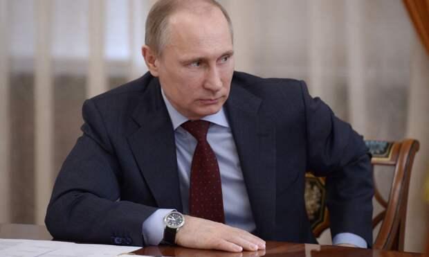 В Сербии задумались, почему Путин не обозначил «красные линии»