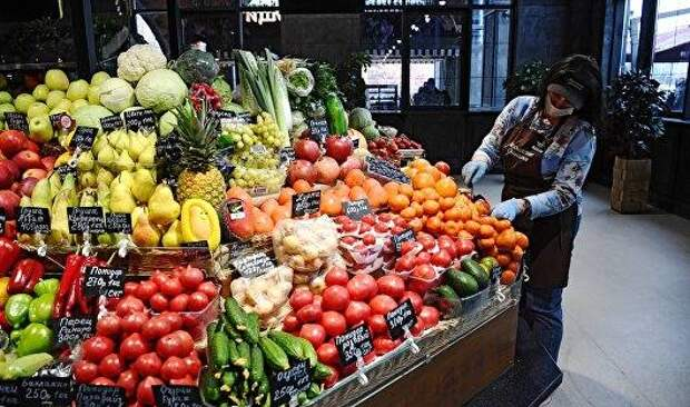 Росстат сообщил о резком росте цены на популярный овощ