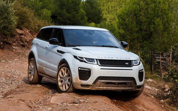 Внедорожники и кроссоверы Land Rover получат 3-цилиндровые моторы