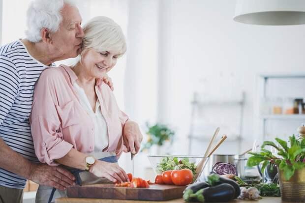 Питание для долголетия и здоровья: 6 основных правил